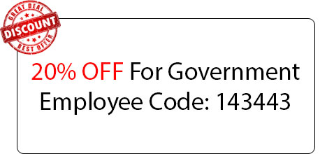 Government Employee 20% OFF - Locksmith at Chicago Heights, IL - Locksmith Chicago Heights Il