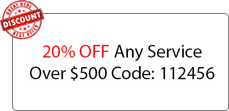 Over 500 Dollar 20% OFF - Locksmith at Chicago Heights, IL - Locksmith Chicago Heights Il